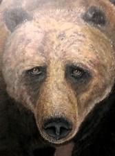 Sold. Nessun mas, Close Up. Acrylic