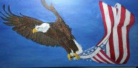 Freedom Flight Acrylic
