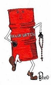 Hallubuton oil and confession